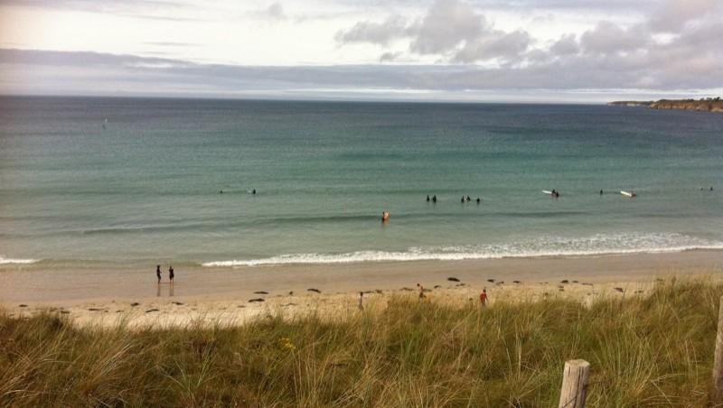 Surf report Blancs Sablons - France (29) 2011-09-09 15:00:00