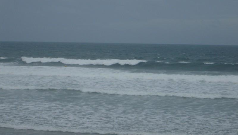 Surf report Siouville - Plage Nord - France (50) 2011-09-11 08:00:00
