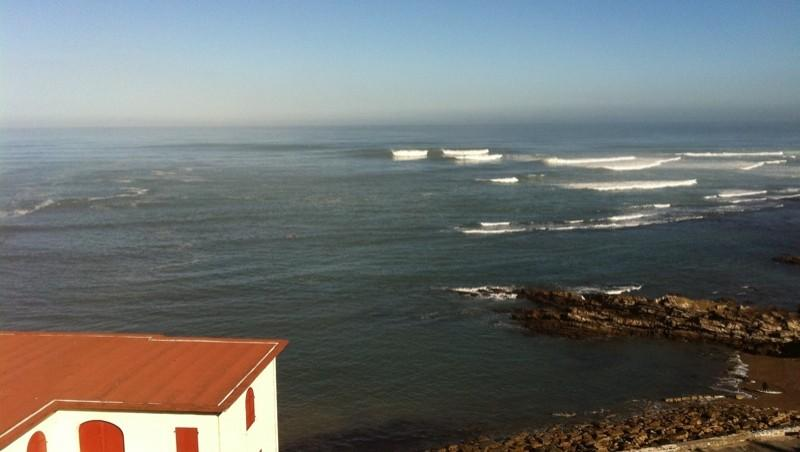 Surf report Guethary Parlementia - France (64) 2011-09-12 12:00:00