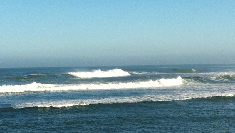 Surf report Erromardie - Acotz - France (64) 2011-09-13 09:00:00