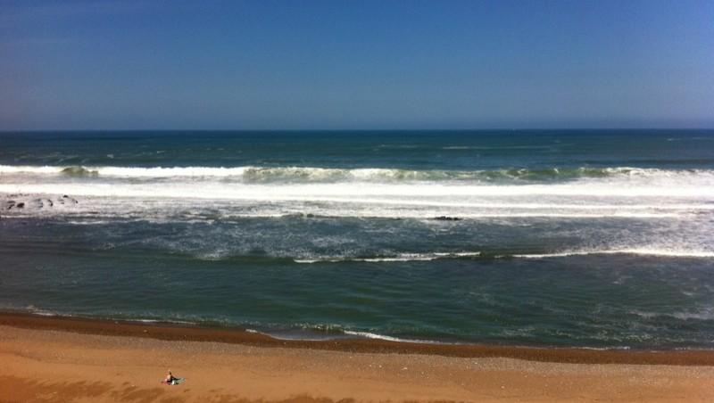 Surf report Mayarco - France (64) 2011-09-13 13:14:00