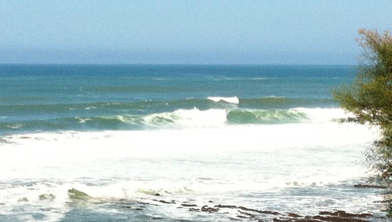 Surf report Mayarco - France (64) 2011-09-13 13:00:00