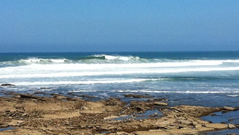 Surf report Cenitz - France (64) 2011-09-13 13:00:00