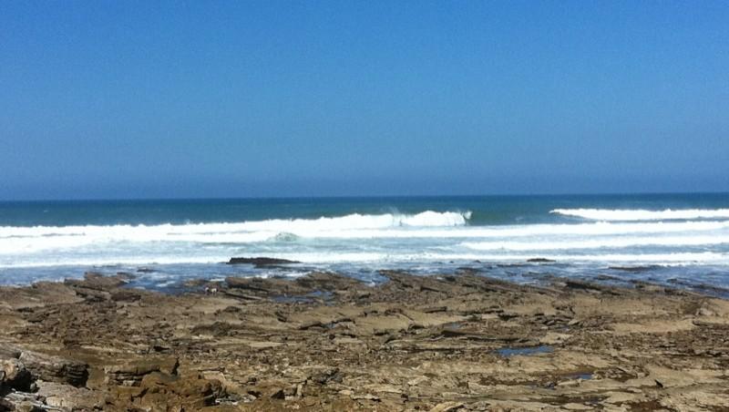 Surf report Cenitz - France (64) 2011-09-13 13:00:00