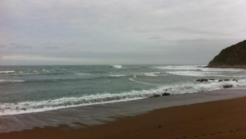 Surf report Erromardie - Acotz - France (64) 2011-09-14 08:00:00
