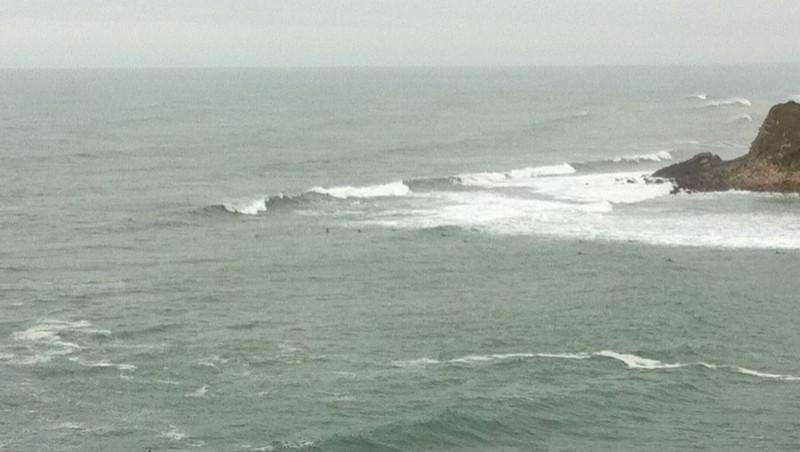 Surf report Lafiténia - France (64) 2011-09-14 08:00:00