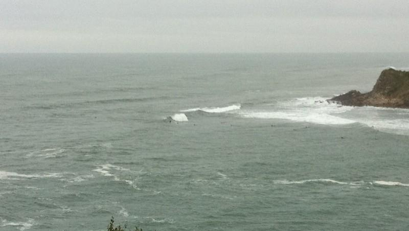 Surf report Lafiténia - France (64) 2011-09-14 08:00:00