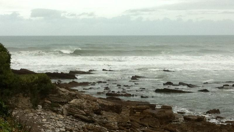 Surf report Cenitz - France (64) 2011-09-14 08:00:00