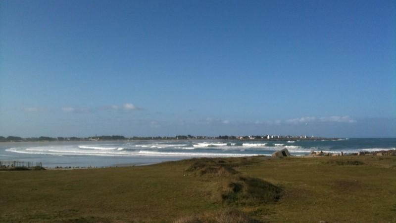 Surf report La Torche - France (29) 2011-09-14 10:00:00