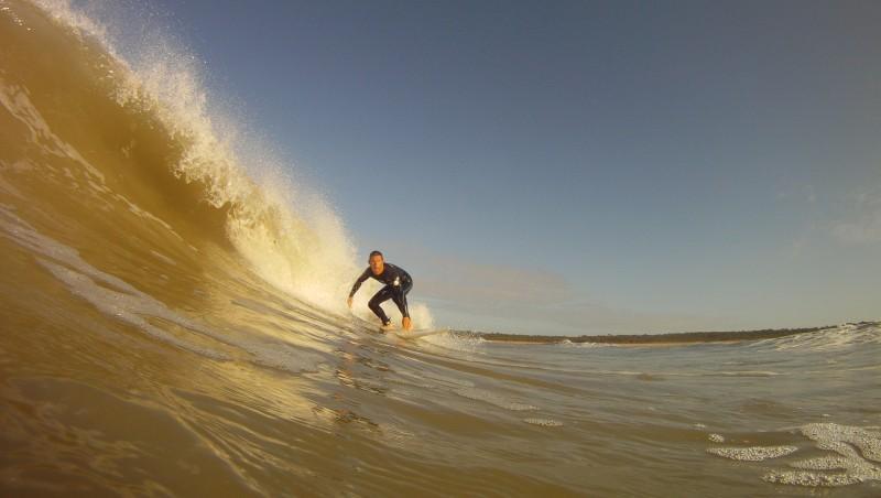 Surf report Vert Bois - France (17) 2011-09-14 09:30:00