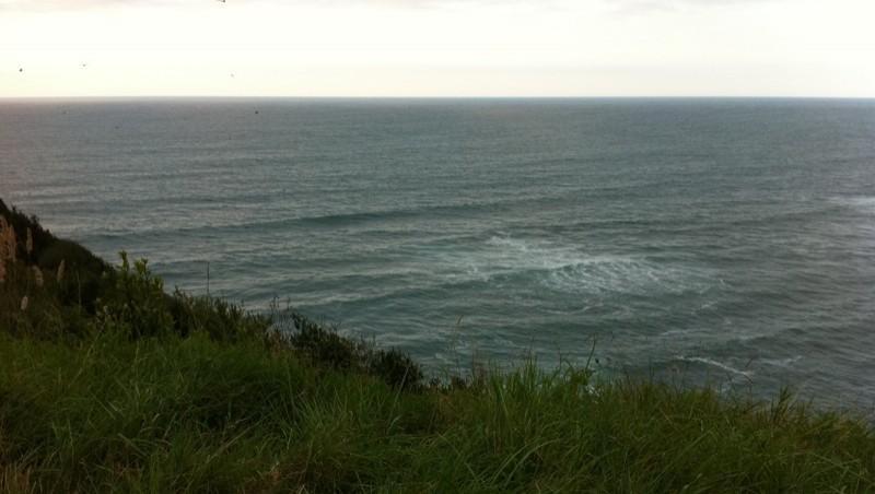 Surf report Erromardie - Acotz - France (64) 2011-09-14 19:44:00