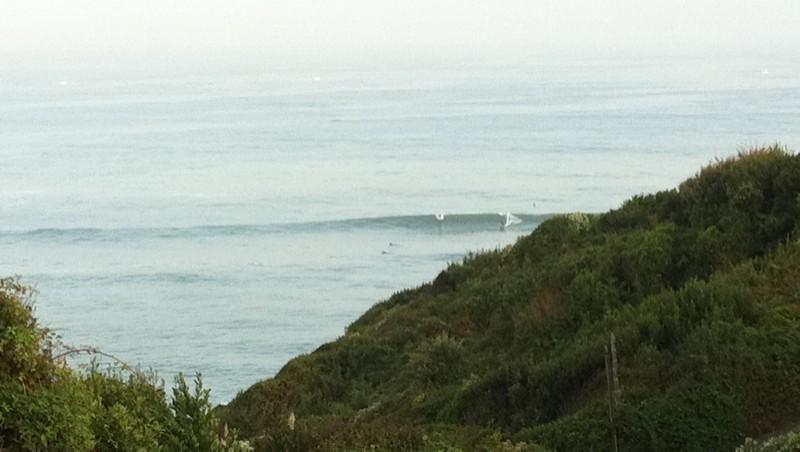 Surf report Lafiténia - France (64) 2011-09-15 08:00:00