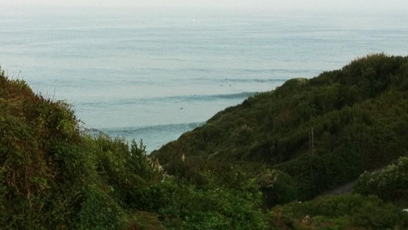 Surf report Lafiténia - France (64) 2011-09-15 08:00:00