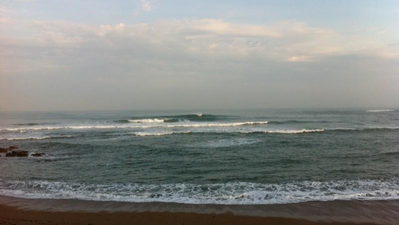 Surf report Cenitz - France (64) 2011-09-15 08:39:00