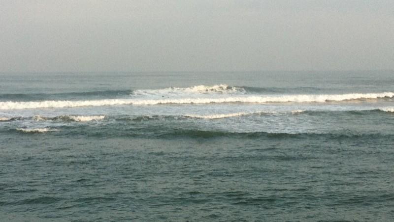 Surf report Cenitz - France (64) 2011-09-15 08:39:00