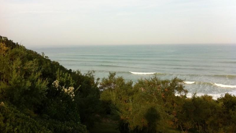 Surf report Bidart Centre - France (64) 2011-09-15 09:23:00