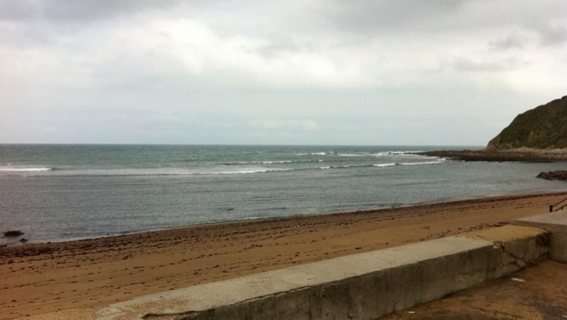 Surf report Erromardie - Acotz - France (64) 2011-09-16 12:08:00