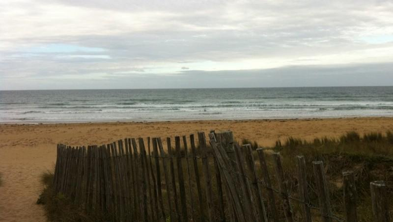 Surf report Sainte Barbe - France (56) 2011-09-19 09:00:00