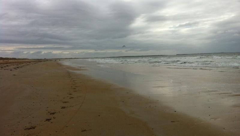 Surf report Sainte Barbe - France (56) 2011-09-19 11:00:00