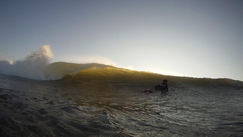 Surf report Vert Bois - France (17) 2011-09-22 18:00:00