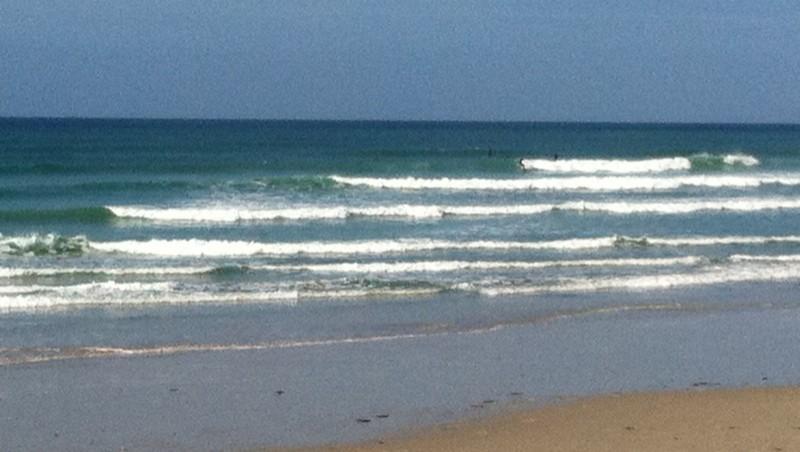Surf report Penhors - France (29) 2011-09-23 12:33:00