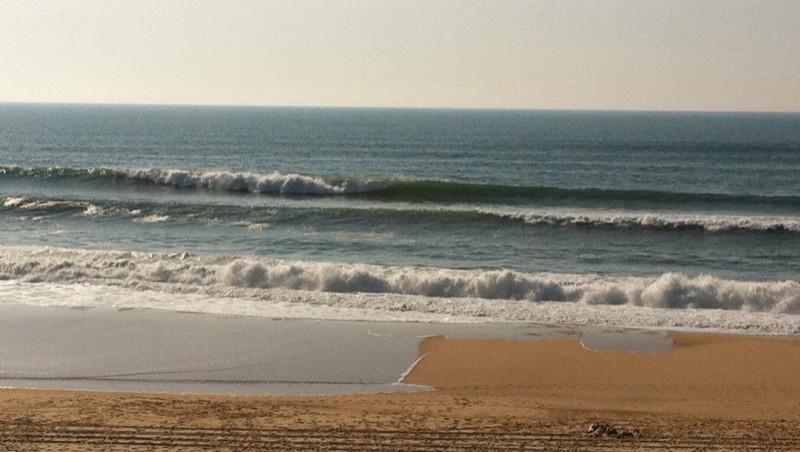 Surf report Le Truc vert - France (33) 2011-09-25 17:00:00