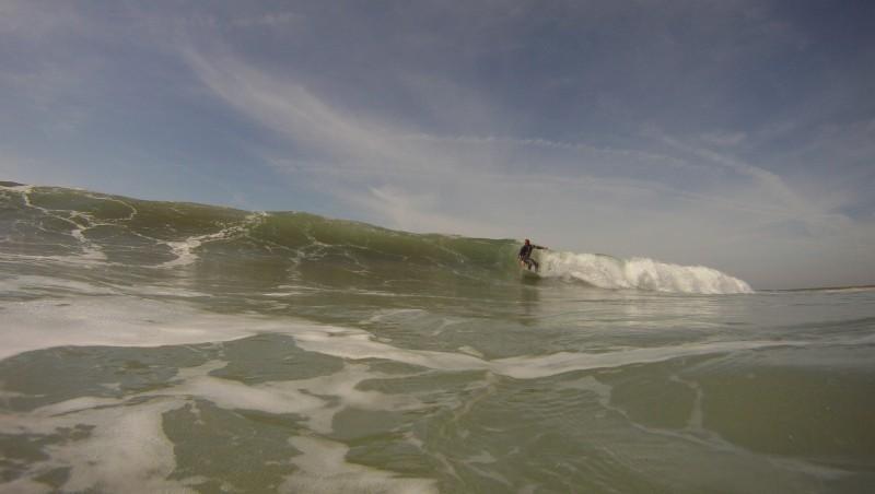 Surf report Grand Village - France (17) 2011-09-26 14:00:00