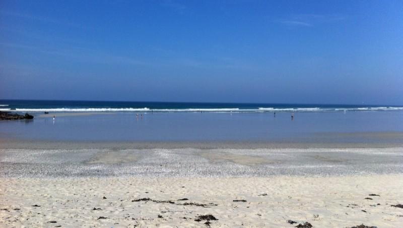 Surf report La Torche - France (29) 2011-10-01 13:21:00