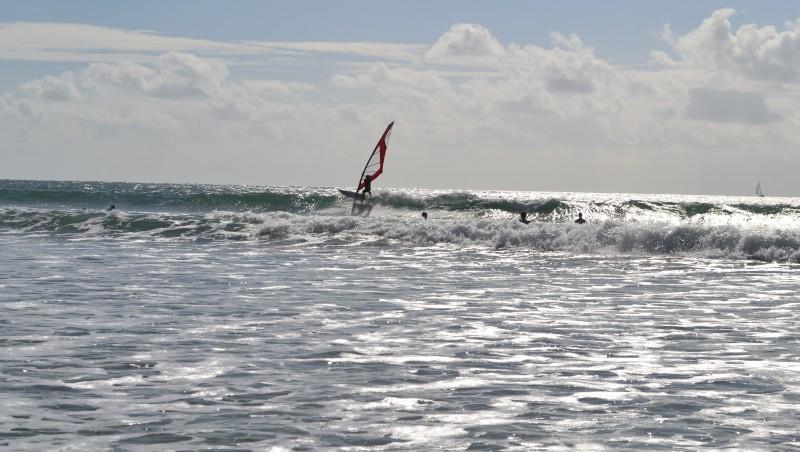 Surf report Les Sables-d'Olonne - Grande Plage - France (85) 2011-10-08 15:00:00