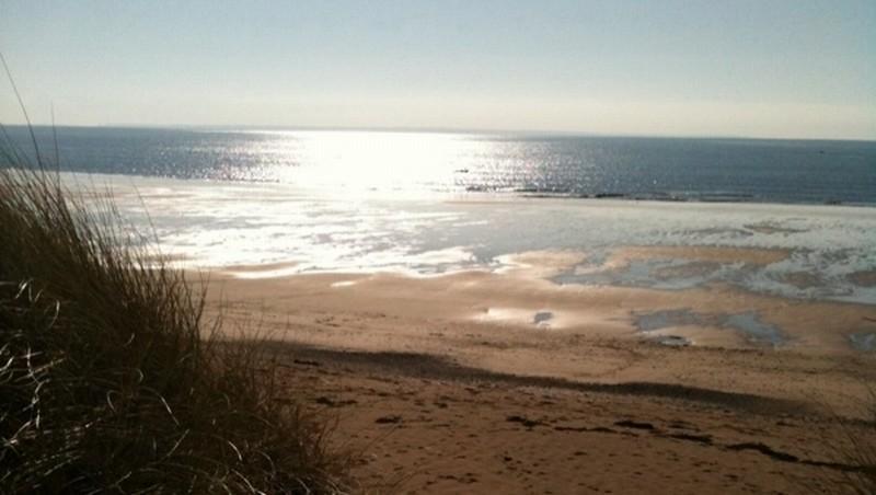 Surf report Le Rozel - France (50) 2011-10-15 17:35:00