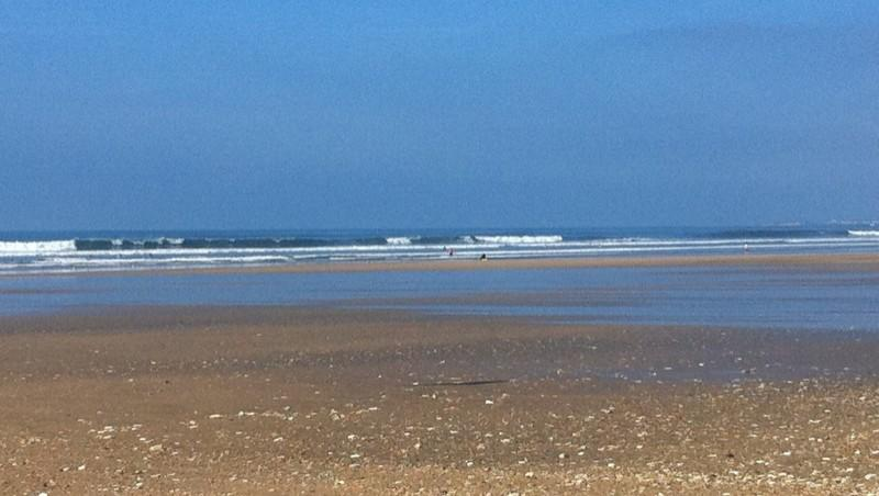 Surf report Grand Village - France (17) 2011-10-16 13:00:00