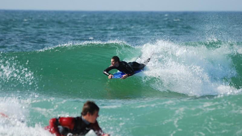 Surf report La Salie - France (33) 2011-10-23 15:00:00