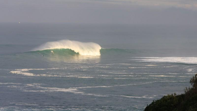 Surf report Guethary Parlementia - France (64) 2011-10-30 09:00:00