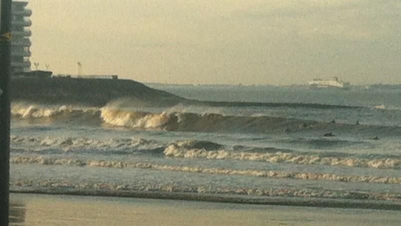 Surf report Royan - Pontaillac - France (17) 2011-10-31 09:00:00
