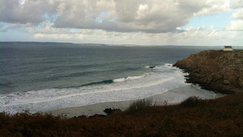 Surf report La Baie des Trépassés - France (29) 2011-11-01 14:02:00