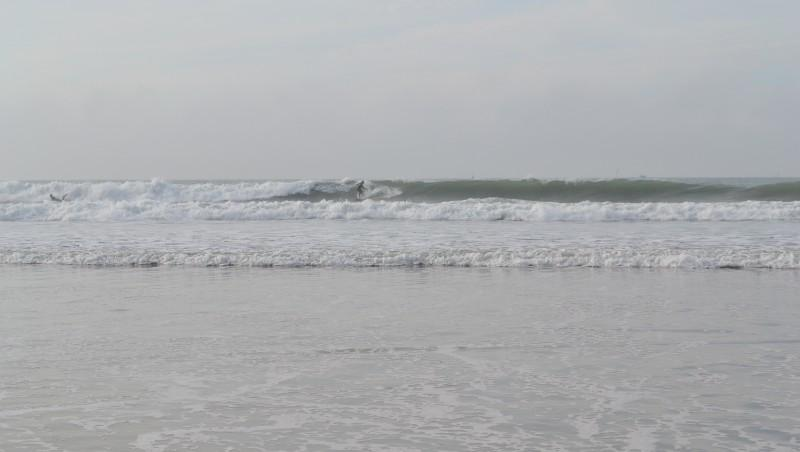 Surf report Les Sables-d'Olonne - Grande Plage - France (85) 2011-10-31 09:30:00