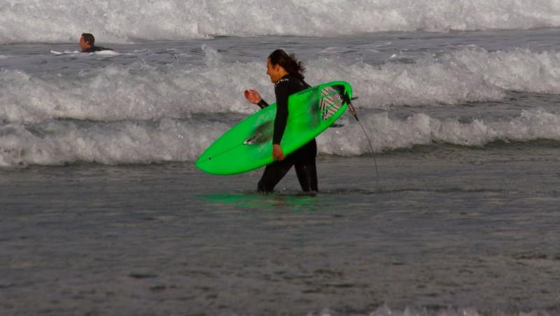 Surf report Siouville - Plage Nord - France (50) 2011-11-01 11:00:00