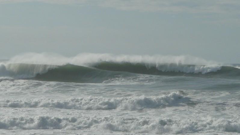 Surf report Le Furoncle - France (64) 2011-11-01 15:40:00
