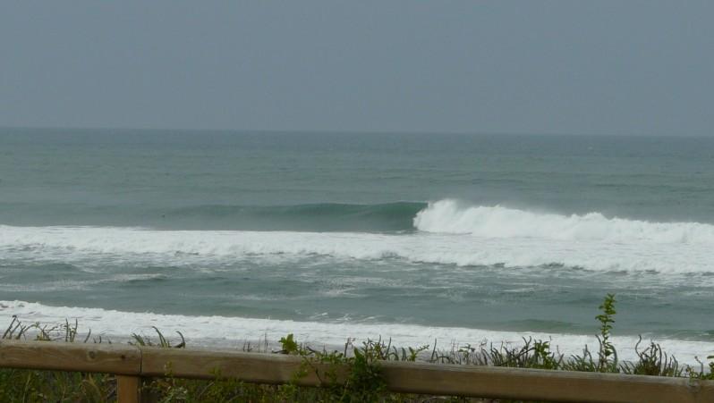 Surf report Mimizan - Plage Garluche - France (40) 2011-11-02 12:00:00