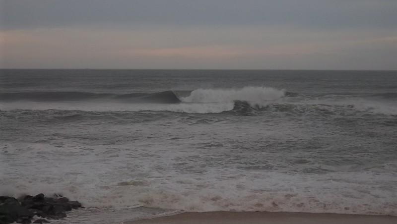 Surf report Lacanau Océan - La Nord - France (33) 2011-11-03 09:00:00