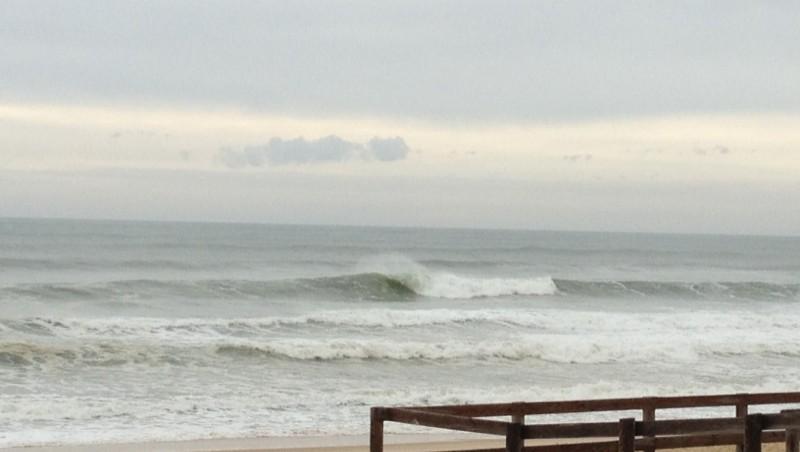 Surf report Lacanau Océan - La Nord - France (33) 2011-11-03 12:24:00