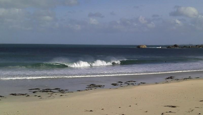 Surf report Kerfissien - France (29) 2011-11-03 12:00:00