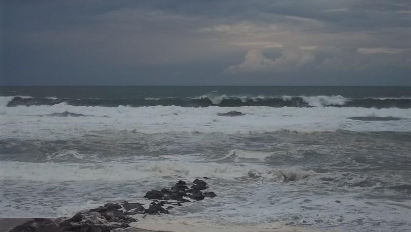 Surf report Lacanau Océan - La Nord - France (33) 2011-11-04 09:00:00