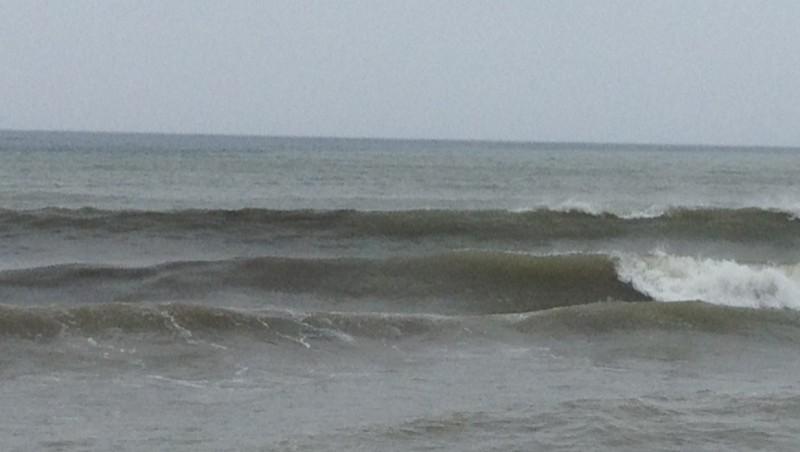 Surf report Cap Saint-Louis - France (83) 2011-11-04 10:00:00