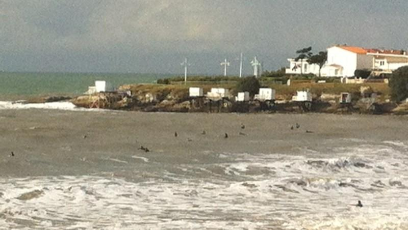 Surf report Royan - Pontaillac - France (17) 2011-11-04 11:00:00