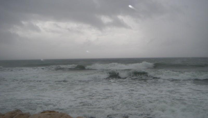 Surf report Sausset les Pins - Plage du Port - France (13) 2011-11-05 10:00:00