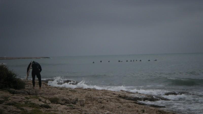 Surf report Carro - France (13) 2011-11-05 08:00:00