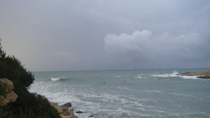 Surf report La Couronne - France (13) 2011-11-05 08:30:00