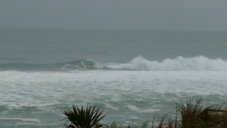 Surf report Mimizan - Plage Garluche - France (40) 2011-11-05 11:00:00