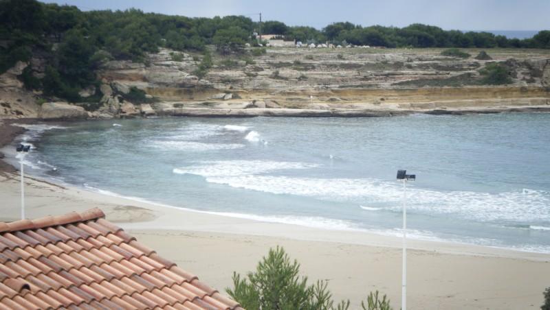 Surf report Plage du Verdon - France (13) 2011-11-06 10:00:00